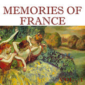 Memories of France Vol. 1 von Various Artists
