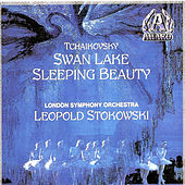 Tchaikovsky: Swan Lake, Sleeping Beauty Highlights von Leopold Stokowski