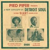 Pied Piper Presents a New Concept in Detroit Soul de Various Artists