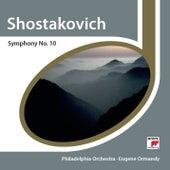 Schostakovich: Symphony No. 10 by Philadelphia Orchestra