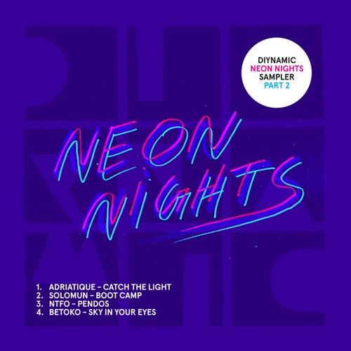Diynamic Neon Nights Sampler, Pt. 2 by Various Artists