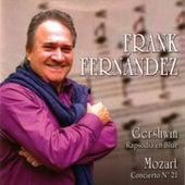 Gershwin: Rhapsody in Blue - Mozart: Concierto para piano y orquesta  Nº 21 de Frank Fernández