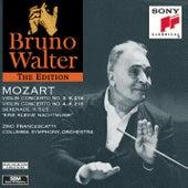 Mozart: Violin Concertos Nos. 3, 4 & Serenade in G Major, K. 525