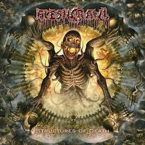 Spiritual Apocalypse Monstrosity: Nocturnal Funeral By Fleshcrawl