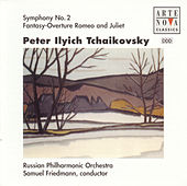 Tchaikovsky: Sym. No. 2/Romeo & Juliet Ouverture Phantasy de Samuel Friedmann