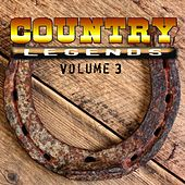 Country Legends, Vol. 3 de Various Artists