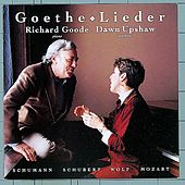 Goethe Lieder by Dawn Upshaw