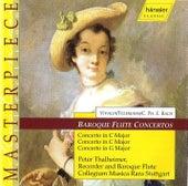 Baroque Flute Concertos von Carl Philipp Emanuel Bach