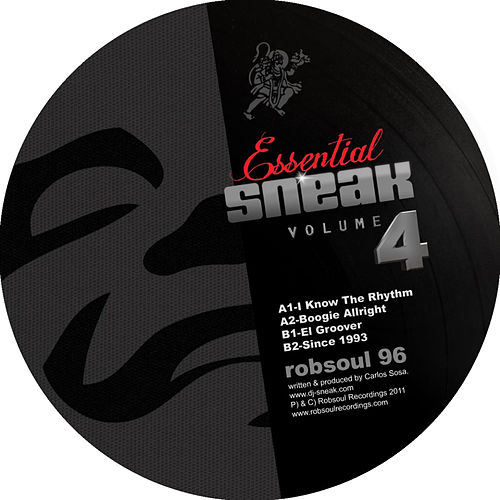 Essential Sneak Vol.4 by DJ Sneak