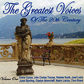 The Greatest Voices Of The 20th Century - Vol. One by Various Artists