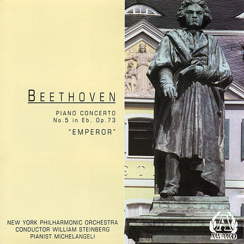 Beethoven - 'emperor' by New York Philharmonic