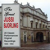 The Great Jussi Bjorling by Jussi Bjorling