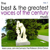 The Best and the Greatest Voices Of The Century Vol.1 by Various Artists