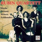 Joseph Haydn, etc. by Rubin Quartett