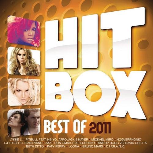 Hitbox Best Of 2011 de Various Artists