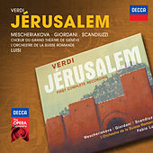 Verdi: Jérusalem de Marina Mescheriakova