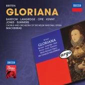 Britten: Gloriana de Josephine Barstow