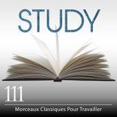 Study: 111 Morceaux Classiques Pour Travailler de Various Artists