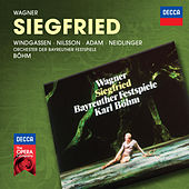 Wagner: Siegfried by Wolfgang Windgassen