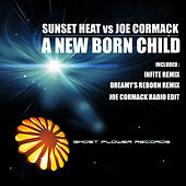 A New Born Child by Sunset Heat