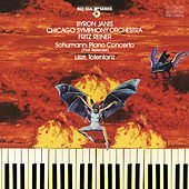 Schumann: Concerto For Piano and Orchestra In A Minor Op. 54; Liszt: Totentanz by Byron Janis