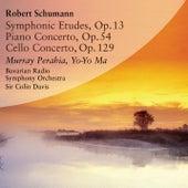 Robert Schummann Symphonic Etudes, Op. 13 von Murray Perahia, Yo-Yo Ma, Bavarian Radio Symphony Orchestra, Sir Colin Davis