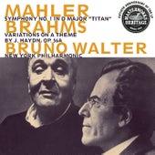 Mahler : Symphonie N° 1 - Walter de Bruno Walter