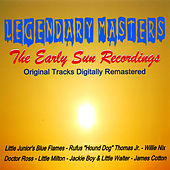 Legendary Masters - The Early Sun Recordings de Various Artists