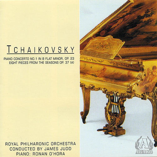 Tchaikovsky - Piano Concerto No. 1 in B Flat Minor, Op. 23 - Eight Pieces from The Seasons Op. 37 (a) by Royal Philhamonic Orchestra