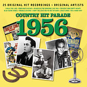 Country Hit Parade 1956 de Various Artists