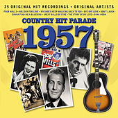 Country Hit Parade 1957 de Various Artists