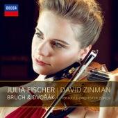 Bruch & Dvorak Violin Concertos by Julia Fischer