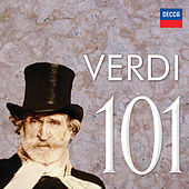 101 Verdi by Various Artists