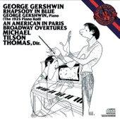Gershwin : Mill / Rhapsody in Blue / Michael Tilson Thomas de Various Artists