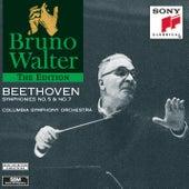 Beethoven: Symphonies Nos. 5 & 7 de Columbia Symphony Orchestra
