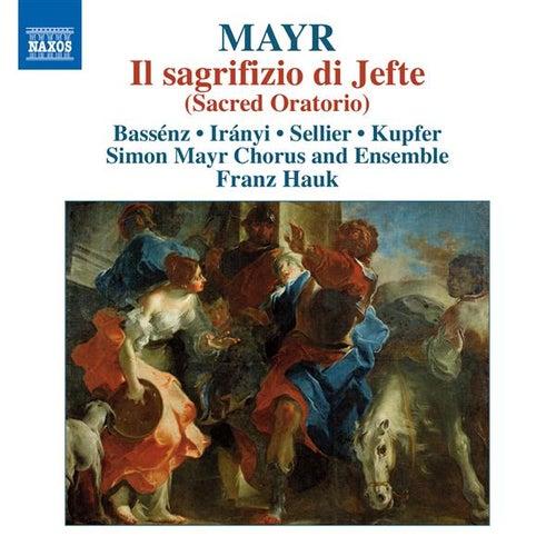 Mayr: Il sagrifizio di Jefte by Hrachuhi Bassenz
