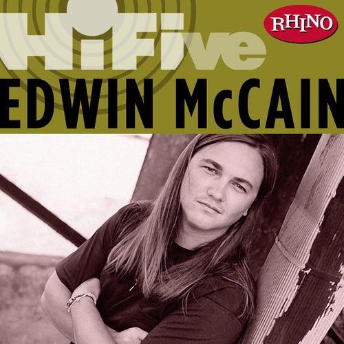 Rhino Hi-five:  Edwin Mccain by Edwin McCain