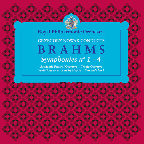 Grzegorz Nowak Conducts Brahms by Royal Philharmonic Orchestra