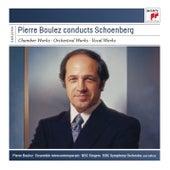Pierre Boulez conducts Schoenberg de Pierre Boulez