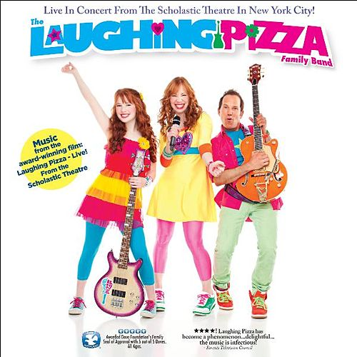 Laughing Pizza - Live! by Laughing Pizza