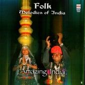 Amazing India - Folk Melodies Of India by Langas and Manganiars