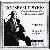 Roosevelt Sykes Vol. 2 (1930-1931) by Roosevelt Sykes