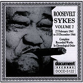 Roosevelt Sykes Vol. 7 (1941-1944) by Roosevelt Sykes