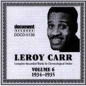 Leroy Carr Vol. 6 (1934-1935) by Leroy Carr