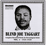 Blind Joe Taggart Vol. 1 (1926-1928) by Blind Joe Taggart