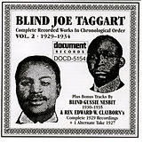 Blind Joe Taggart Vol. 2 (1929-1934) by Blind Joe Taggart