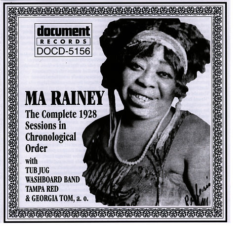 Ma Rainey (1928) by Ma Rainey