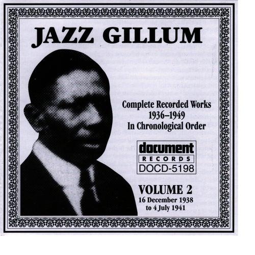 Jazz Gillum Vol. 2 1938-1941 by Jazz Gillum
