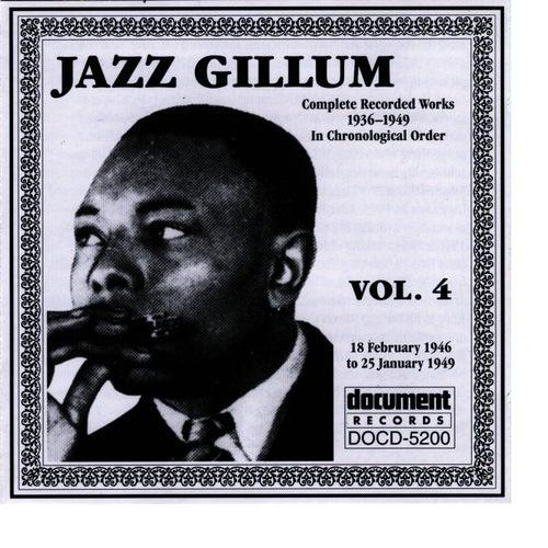 Jazz Gillum Vol. 4 1946-1949 by Jazz Gillum