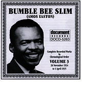 Bumble Bee Slim Vol. 3 1934-1935 by Bumble Bee Slim